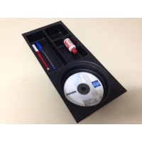 Porta Lapis CD- Max 40x(144)158x(390)x420