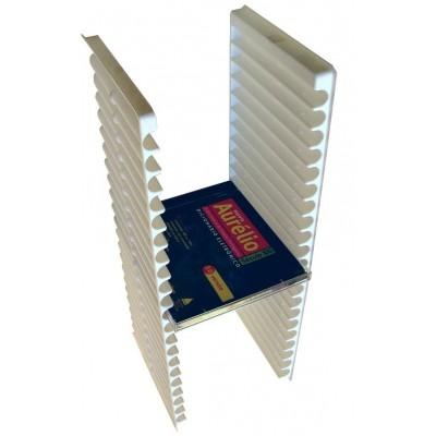 Lamina Porta-21CDs (par) p M¾veis-133x365mm