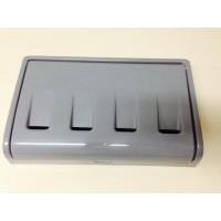 Caixa Cobrador Micro-Onibus-Numerário4X4