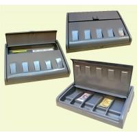 Caixa de Troco Cobrador 21128.00CCO Med:53,5cmx39cmx13cm