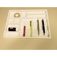Bandeja Dental Auxiliar 30104.00BRO Med:350X260MM