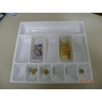 Porta Notas(5),Moedas(6),Doc(1)-Padrão Banco da Amazonia