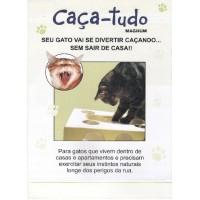 Caça-Tudo Binquedo para Gatos