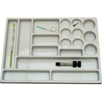 Bandeja Dental medicamento 30202.00BRO Med:40cmx30cm