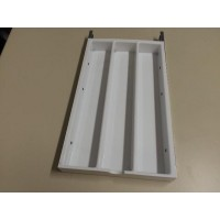 Porta Facas Chaira 13158.00BRO Med:26cmx43cmx4cm