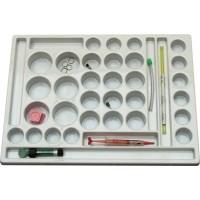 Bandeja Dental medicamento 30207.00BRO Med:40cmx30cm