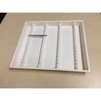Bandeja Dental Instrumentos 30300.00BRO Med:40,5x35,8cm