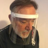 Protetor Facial (Face Shield) ADULTO 3021400BRO-VEJA PROMOÇÃO -CUPOM