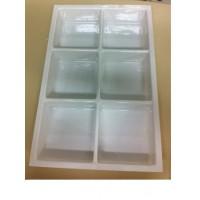 Organizador p/Gaveteiros calcinhas- cuecas e meias 59(56,5)x41,5(35,5)cm